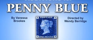 Penny Blue