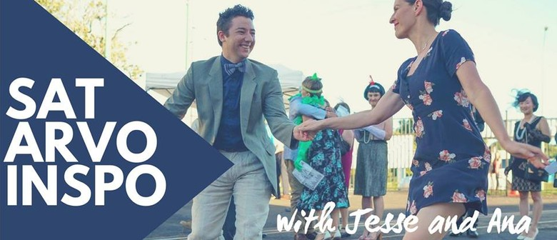 Swing Dance Workshops With Jesse and Ana