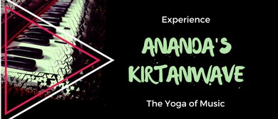 Experience Ananda's KirtanWave – The Yoga of Music