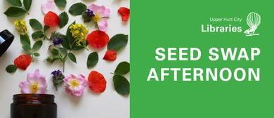 Matariki 2018: Seed Swap Afternoon