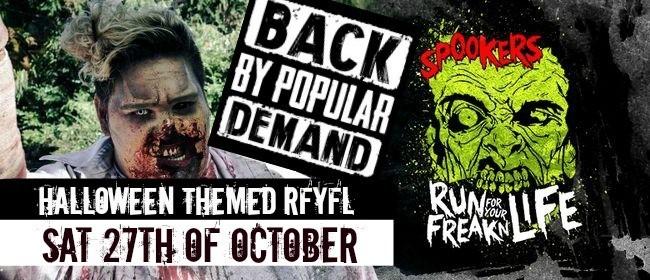 Run For Your Freak'n Life - Halloween Edition