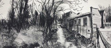 Printmaking Workshop - Drypoint Etching - Landscapes