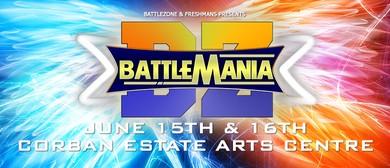 Battlezone: Battlemania