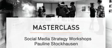 Social Media for Business – Pauline Stockhausen: CANCELLED