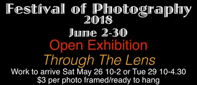 Festival of Photography Open Exhibition