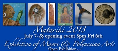Exhibition of Maori & Polynesian Art