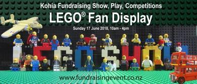 LEGO Fan Display