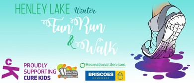 Cure Kids Winter Fun Run & Walk