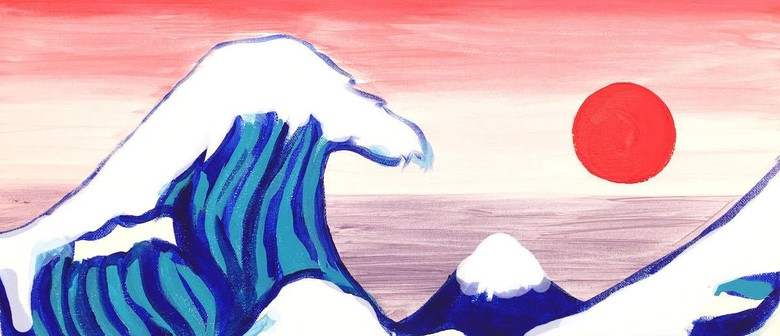 Paintvine – The Great Wave