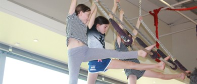July Holiday Programmes: Circus Arts 8-10 Years