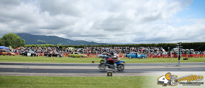 V 4 and Rotary South Island Champs 2018 - Ultimate Track Day