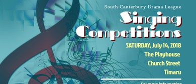 SCDL Singing Competitions