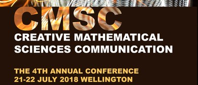 CMSC: Creative Mathematical Sciences Communication