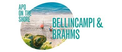 APO On the Shore: Bellincampi & Brahms