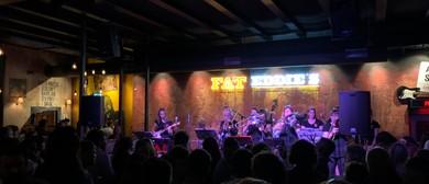 The All Girl Big Band & Cam Finley Quartet
