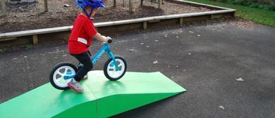 Balance Bike Pop Up session