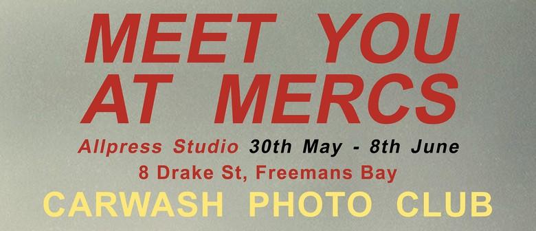 Meet You At Mercs - Carwash Photo Club