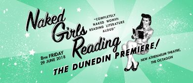 Naked Girls Reading: The Dunedin Premiere