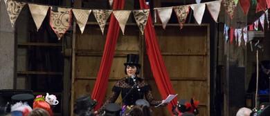 2018 Steampunk NZ Festival Vaudeville: SOLD OUT