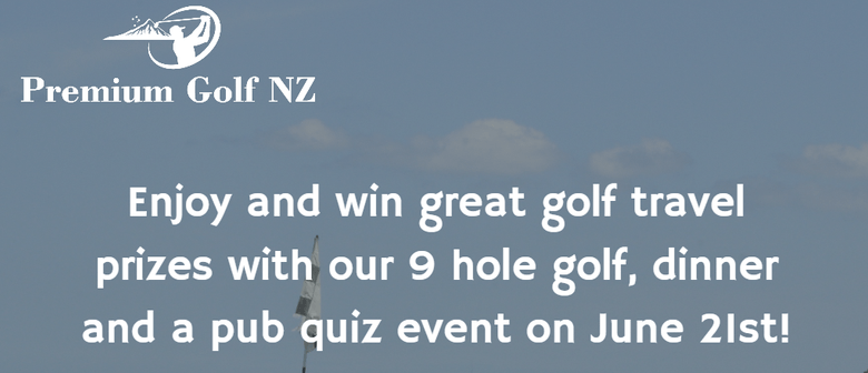 Premium Golf NZ Pub Quiz Challenge Series (Round 2)