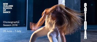 STOA - Choreographic Season 2018 - NZSD