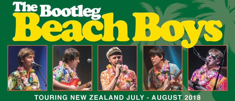 The Bootleg Beach Boys: CANCELLED