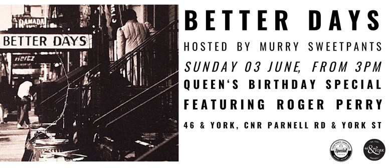 Better Days With Roger Perry