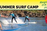 Image for event: Kids Summer Surf Camp (5 Nights)