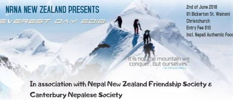 Everest Day 2018