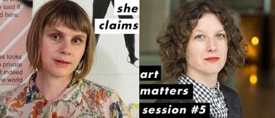 She Claims #5 - Ruth Buchanan and Natasha Conland