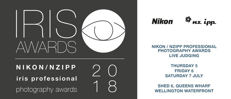 NZIPP Nikon Iris Professional Photography Awards