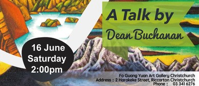 A Talk by Dean Buchanan