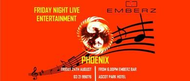 Friday Night Entertainment - Phoenix