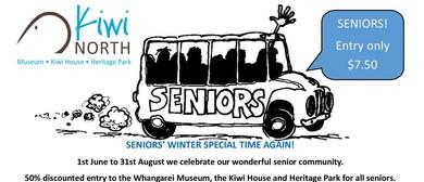 Winter Seniors' Special
