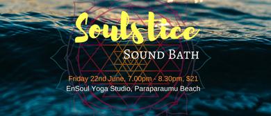 Solstice Sound Bath