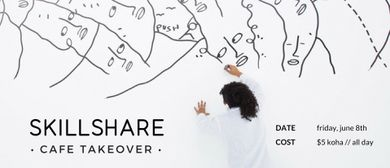 SkillShare - Teach, Learn, Make With Others