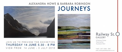 Journeys - Exhibition