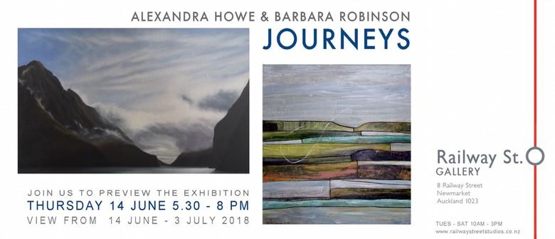 Journeys - Exhibition