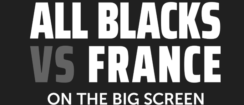 Une Nuit Au Rugby - All Blacks vs France: CANCELLED