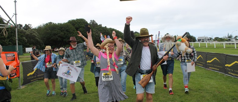 Taranaki Steelformers Around the Mountain Relay