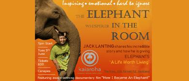 The Elephant Whisperer In the Room