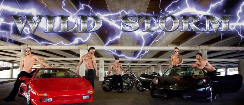 Wild Storm Male Strip Revue 2018
