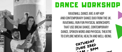 Dance & Wellbeing Workshop