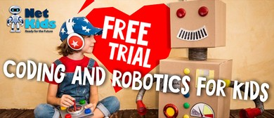 Coding & Robotics Free Trial Sessions