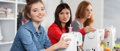 Weekly Beginner's Sewing Classes
