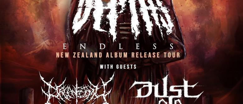 Depths - Endless Album Release Tour