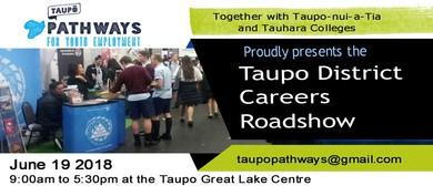 Taupo Pathways Careers Roadshow