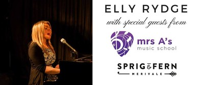 Elly Rydge & Mrs A's Music School