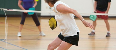 Pickleball 3rd Anniversary Fun Game Evening