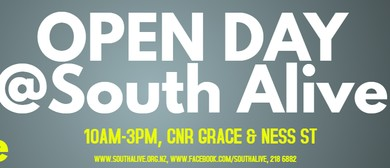 South Alive Open Day